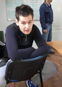 Danijel pre